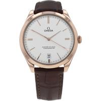 Pre-Owned Omega De Ville Trésor Mens Watch 432.53.40.21.02.002