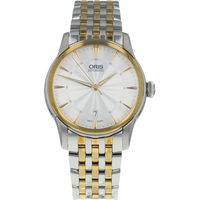Pre-Owned Oris Artelier Date Mens Watch 01 733 7670 4351-07 8 21 74