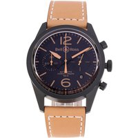 Pre-Owned Bell and Ross BRV 126 Mens Watch