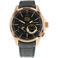 Pre-Owned Girard-Perregaux Traveller Mens Watch 49655-52-631-BB6A