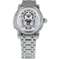 Pre-Owned Montblanc Nicolas Rieussec Monopusher Mens Watch 7218