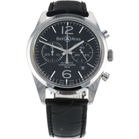 Pre-Owned Bell and Ross Vintage Mens Watch BR126-94