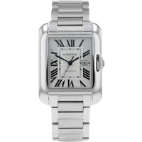Pre-Owned Cartier Tank Anglaise Unisex Watch W5310009/3511