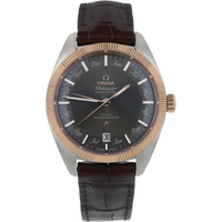 Pre-Owned Omega Constellation Globemaster Mens Watch 130.23.41.22.06.001.