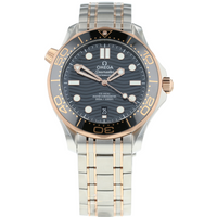 Pre-Owned Omega Seamaster Diver 300m Mens Watch 210.20.42.20.01.001.