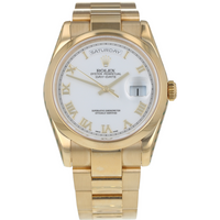 Pre-Owned Rolex Day-Date Mens Watch 118208