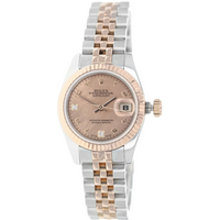 Pre-Owned Rolex Datejust Ladies Watch at Goldsmiths Jewellery