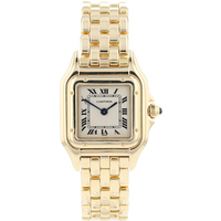 Pre-Owned Cartier Panthere Ladies Watch 1070 at Goldsmiths Jewellery