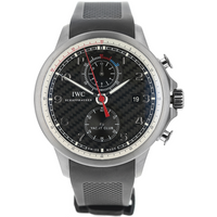 Pre-Owned IWC Portuguese Yacht Club Mens Watch