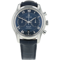 Pre-Owned Omega De Ville Co-Axial Mens Watch 431.13.42.51.03.001.
