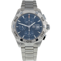 Pre-Owned TAG Heuer Aquaracer Calibre 16 Mens Watch CAY2112