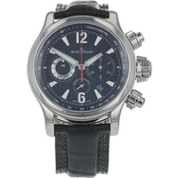 Pre-Owned Jaeger LeCoultre Master Compressor Chronograph Mens Watch Q1758421
