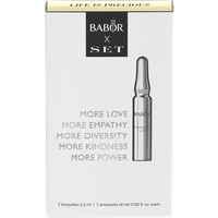 Image of AMPOULE CONCENTRATES Charity Edition BABOR x SET