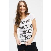 trueprodigy T-Shirt Claire, mit Einhorn-Print