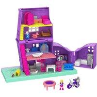 Mattel Puppenhaus Polly Pocket Pollys Haus