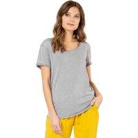 SUBLEVEL Rundhalsshirt, Vintage Damen T-Shirt