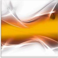 Artland Glasbild Kreatives Element, Gegenstandslos, (1 St.)