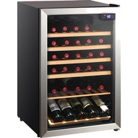 Hanseatic Weinkühlschrank HWC45FCBH, für 45 Standardflaschen á 075l