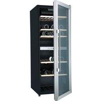 Hanseatic Weinkühlschrank HWC77GCIA, für 77 Standardflaschen á 075l