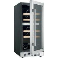 Hanseatic Weinkühlschrank HWC31GCIA, für 31 Standardflaschen á 075l, unterbaufähig