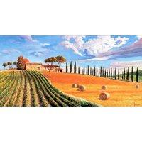 Home affaire Kunstdruck ADRIANO GALASSO / Colline toscane, (1 St.)