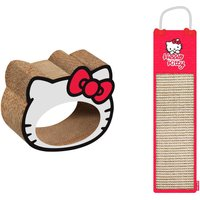HEIM Kratzbrett Hello Kitty, Kratzmöbel Set 2-teilig
