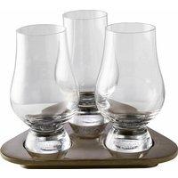Stölzle Whiskyglas Glencairn Glass, (Set, 3 tlg.), Höhe 11,5 cm, Inhalt 190 ml, 3-teilig