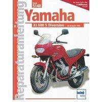 Yamaha XJ 600 S, Diversion, ab 1992