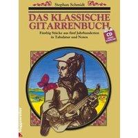 Das klassische Gitarrenbuch, m. Audio-CD