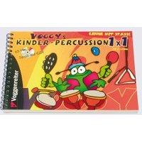 Voggy's Kinder-Percussion 1x1, m. Audio-CD