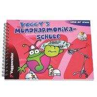 Voggy's Mundharmonika-Schule, m. Audio-CD