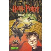 Harry Potter Und Der Feuerkelch by J. K. Rowling