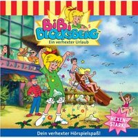 CD Bibi Blocksberg 05 - Ein verhexter Urlaub Hörbuch