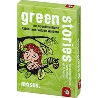 MOSES PUBLIE des histoires vertes