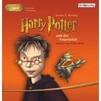 Harry Potter Band 4: Harry Potter und der Feuerkelch (2 MP3-CDs)