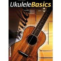 Ukulele Basics, m. Audio-CD