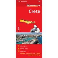 Crete - Michelin National Map 759