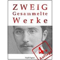 Stefan Zweig - Gesammelte Werke (eBook, ePUB)