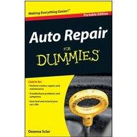 Auto Repair For Dummies, Portable Edition (eBook, PDF)
