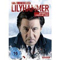 Lilyhammer - Die komplette 1. Staffel - 2 Disc DVD buecher DE 0.0