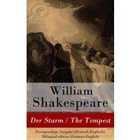Der Sturm / The Tempest - Zweisprachige Ausgabe (Deutsch-Englisch) / Bilingual edition (German-English) (eBook, ePUB)