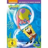 SpongeBob Schwammkopf - Die komplette Season 8 buecher DE 0.0