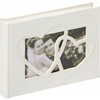 Walther Sweet Heart 22x16 40 S. Hochzeit Buch FA123