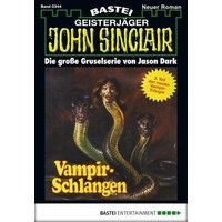 John Sinclair - Folge 0344 (eBook, ePUB)