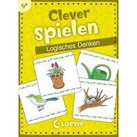 Clever spielen - Logisches Denken (Kartenspiel)