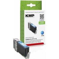 KMP C107CX Tintenpatrone cyan komp. mit Canon CLI-571 XL C