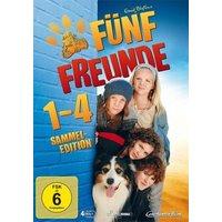 Fünf Freunde 1-4 DVD-Box