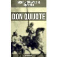 DON QUIJOTE (Deutsche Ausgabe) (eBook, ePUB)
