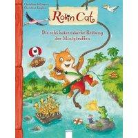 Die echt katzenstarke Rettung der Minigiraffen / Robin Cat