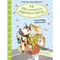 Das knifflige Kröten-Duell / Die supergeheime Pfötchen-Gäng Bd.4